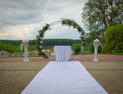 Модерната сватба на Теди и Ангел