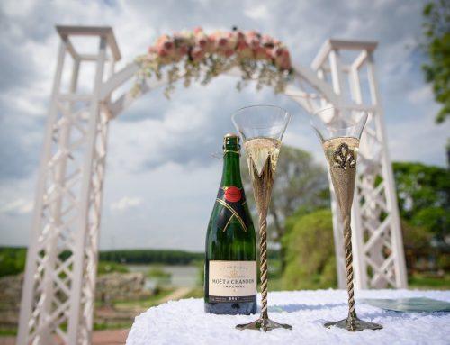 Сватбената приказка на Катрин и Мартин